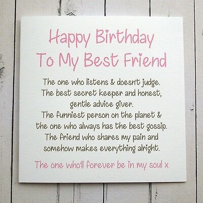 Super Birthday Cards For Best Friends Card Design Template Personalised Birthday Cards Xaembasilily Jamesorg