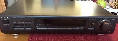 Technics Stereo Synthesizer Tuner ST-GT650