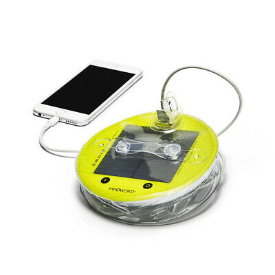 Luci Outdoor 2.0 Pro Solar Lantern | Inflatable Rechargeable Power Bank Light