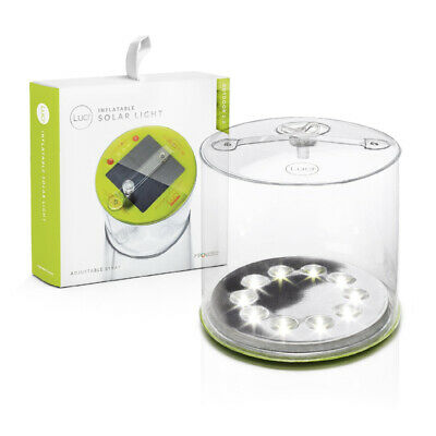 LUCI Outdoor 2.0 Solar Light | Solar Powered Rechargeable Inflatable Lantern