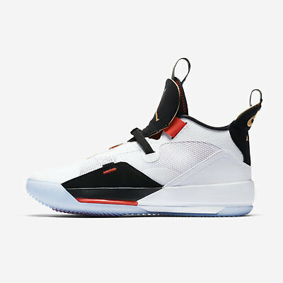 d319b96eb69570 Nike Air Jordan XXXIII 33 PF  BV5072-100  Men Basketball Shoes Future of