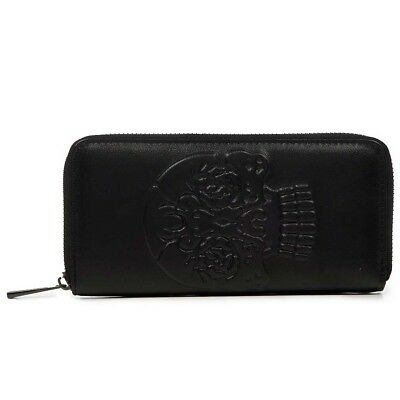Banned Great Mexican Skull Geldbörse Geldbeutel  Wallet Gothic #3152 202