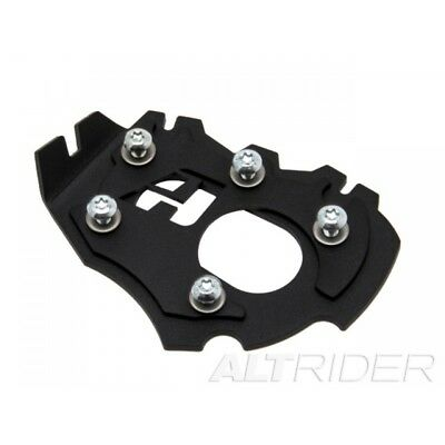 AltRider Black Side Stand Enlarger Foot for BMW R1200GS Water Cooled (2015+)