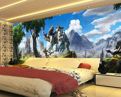 Amazing Great Woman 3D Full Wall Mural Photo Wallpaper Printing Home Kids Decor