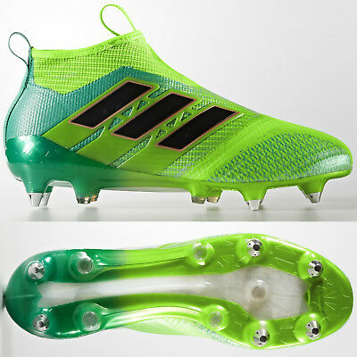 ADIDAS ACE 17+ Purecontrol SG Blackout Prototype BB0458 RARE Limited Edition