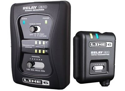 LINE 6 - Relay G30 Wireless Receiver RXS06