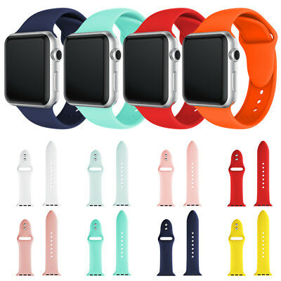 For iWatch AppleWatch Series 2/3 4 38mm/40mm/42mm/44mm Wrist Band Strap Bracelet