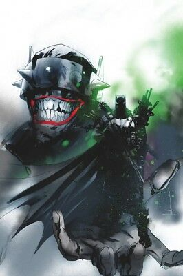THE BATMAN WHO LAUGHS #2 PRE-SALE 1/16/2019 Release Day Shipping