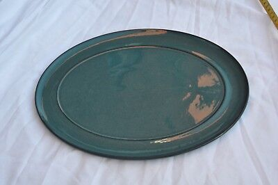 Denby oven to tableware greenwich accent oval plate 37.2 x 27.5