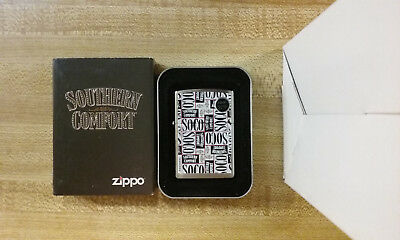 Zippo Southern Comfort 2006 Unfired