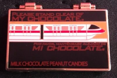 Disney Pin Confections Mystery Collection Monorail Limited Release