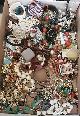 Large Lot of Assorted Jewelry Vintage to Modern