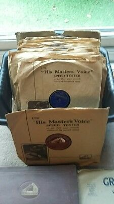 Job Lot Of 70+ Old 78Rpm Records