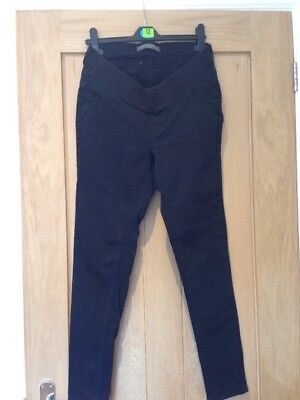 Ladies Black Blooming Marvellous Skinny Trousers/Jeans Size 12R