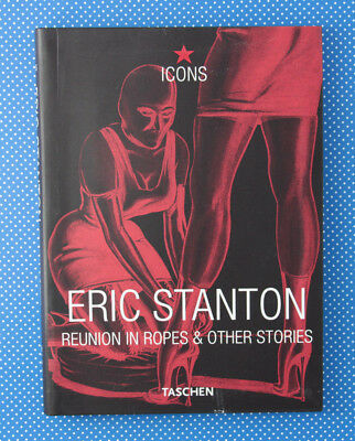 Eric Stanton | Reunion in Ropes & Other Stories | Taschen Verlag | Icons | ENG |