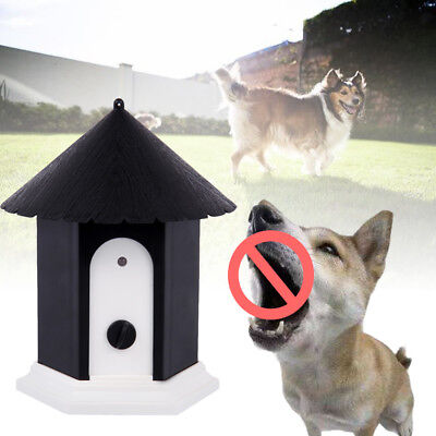 Ultraschall Antibell Bark Control Bellkontrolle Hund Ultraschall Trainiere Welpe
