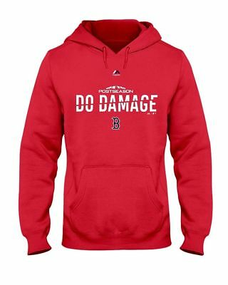 Red Sox Do Damage Hoodie Sweatshirt All Size S to 3XL