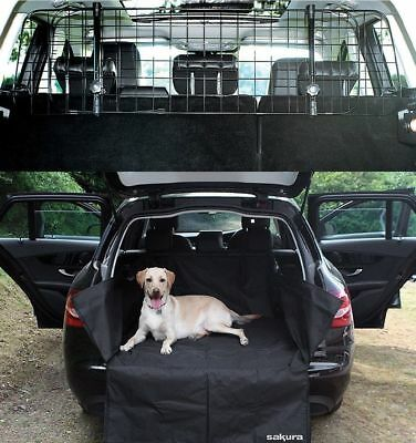 Mesh Guard Dog Barrier & Boot Liner For Mercedes GLA GLC GLE GLS All Years