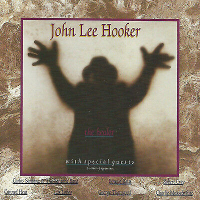 John Lee Hooker: The Healer (Pointblank)
