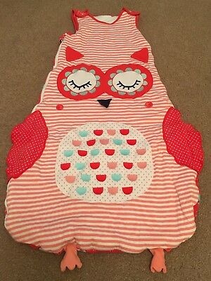 girls sleeping bag 18-24 Months 2.5 Tog