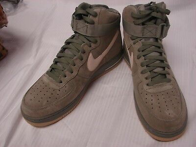 outlet store 25cbb 42654 Nike Air Force 1 High  07 315121-048 Dark Stucco Men s Basketball Shoes