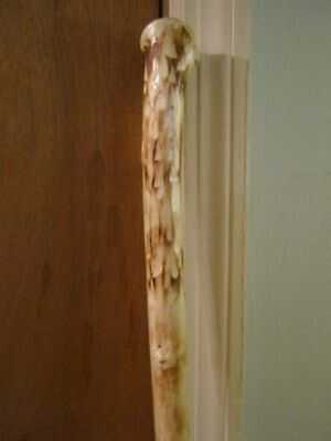 Cane/Stick 42 inches  natural wood color