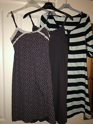 Blooming Marvellous ~ Bundle Maternity Nightdresses ~ Size S