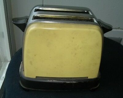 Rare Vintage QUICK DELUXE Electric Toaster*