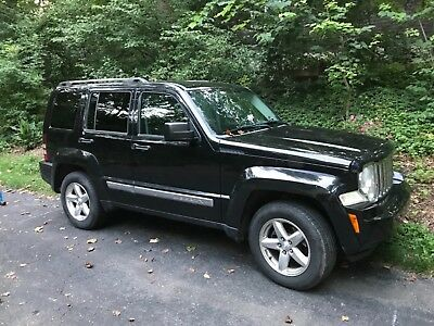 2008 Jeep Liberty Limited Limited