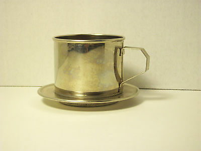 Vintage Tea Cup Strainer Marlux France Collectible FREE SHIPPING!!!