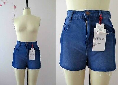 Nineteen 91 NEW WITH TAGS High Waisted Denim Shorts 10 Buy 3+items for FREE Post