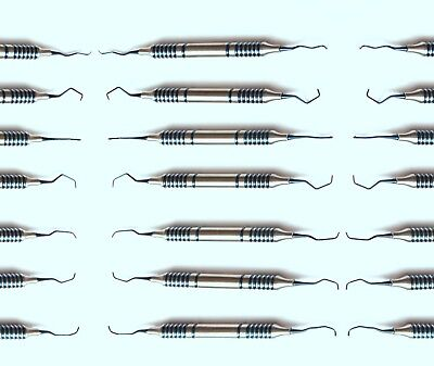 Dental Surgical Implant Oral Kit Periodontal Gracey Curettes For Professional 11