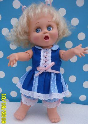 Pretty Dress for doll Galoob Baby Face