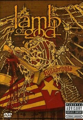 Lamb of God: Killadelphia (DVD Used Very Good) Explicit Version