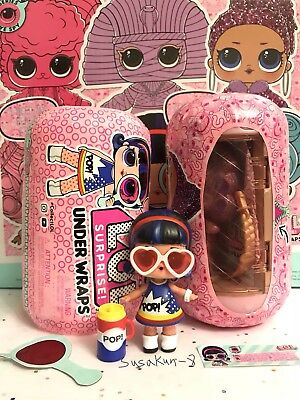 LOL Surprise! Eye Spy Series 4-1 - Ultra Rare Pop Heart - New/Sealed/Authentic