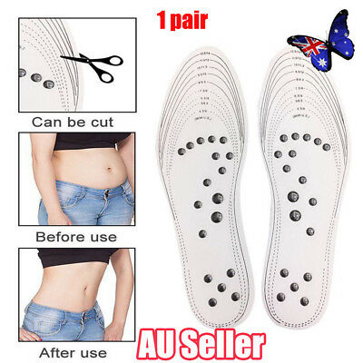 MindInSole Acupressure Magnetic Massage Foot Therapy Reflexology Pain Relief NEW