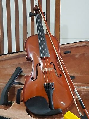 Violin  Student  4/4 includes bow, rosin, and case
