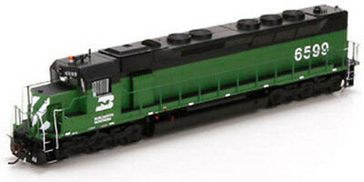 Athearn Genesis HO Scale EMD SDP45 DCC/Sound Burlington Northern/BN #6595