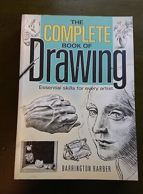 Thick Essential Skills Drawing/Sketching Book