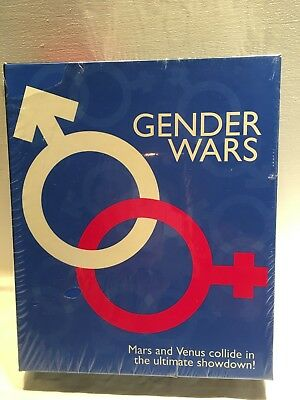 Gender Wars Card Game Christmas Party Gift Couple Brand New.