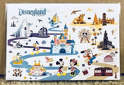 Disney Parks Mickey and Friends Discover The Magic Pop Up Card with Envelope
