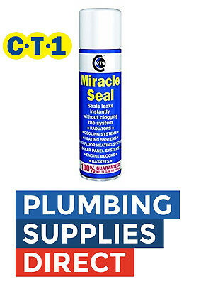 CT1 – Miracle Seal – Heating Leak Sealer - MIRSEAL