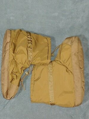 PrimaLoft Wild Things Inc Extreme Cold Weather Happy Suit Booties X-Large USMC