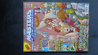 Masters of the universe - Comic Nr.1 Dino 2003
