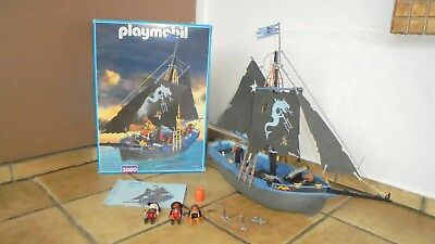 Playmobil Piratenschiff, 3860, OVP, Piraten,