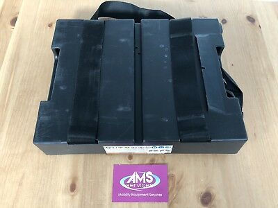 Pride Quantum 600 Power Chair, Electric Wheelchair Battery Tray / Holder - Parts