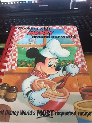 Cooking with Mickey and around our world