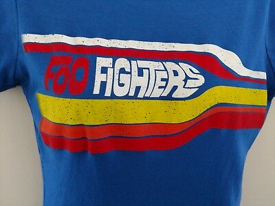 New Old Stock 2013 Foo Fighters Women's Concert T Shirt Large Dave Grohl