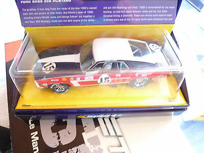 """Scalextric Sport """"Ford Boss 302 Mustang"""" Limited Edition"""