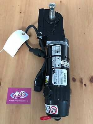 Sunrise Medical Quickie Salsa R2 HD Electric Wheelchair Motor & Gearbox - Parts